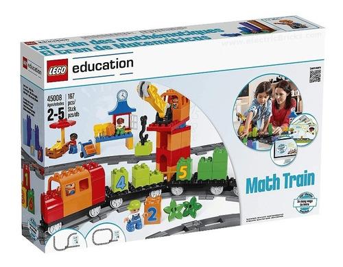 Tren Matemático Preescolar Lego Education