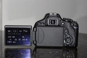 Camera Canon Dslr T3i Só O Corpo