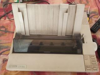 Impresora Epson Lx 810