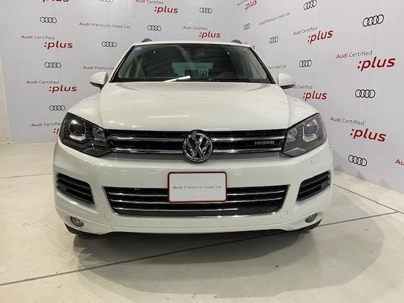 Volkswagen Touareg Hibrida 3.0 Tfsi 333 Hp Tiptronic
