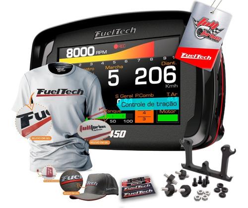 Fueltech Ft450 S/ Chic + Mega Brinde+camiseta Branca Gel+ Bc