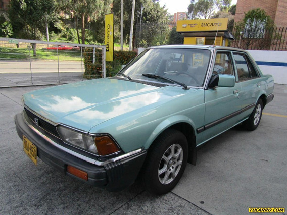 Honda Accord Mt 1600