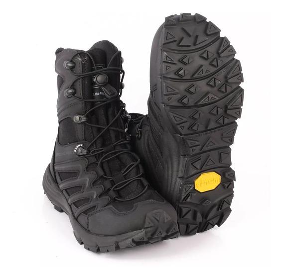Bota Tática Airsoft Snake Boot Armor Preta