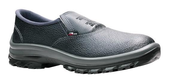 Sapato De Segurança Bico De Pvc