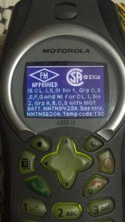 Celular Antiexplosivo Con Sello Nextel I328is Nuevo En Caja