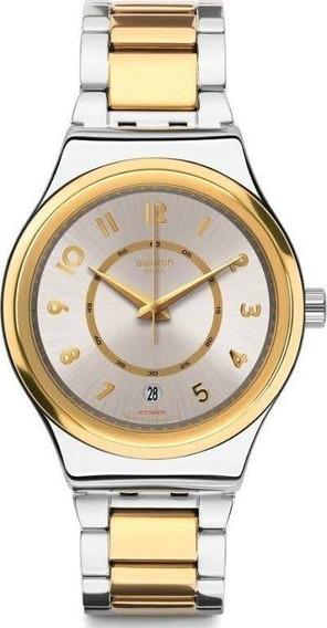 Relógio Swatch Ivory Automatic Yis410g
