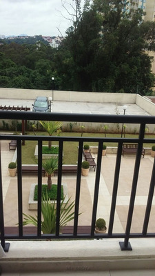 Apartamento A Venda No Condomínio Cenário Taboão - 1250-1