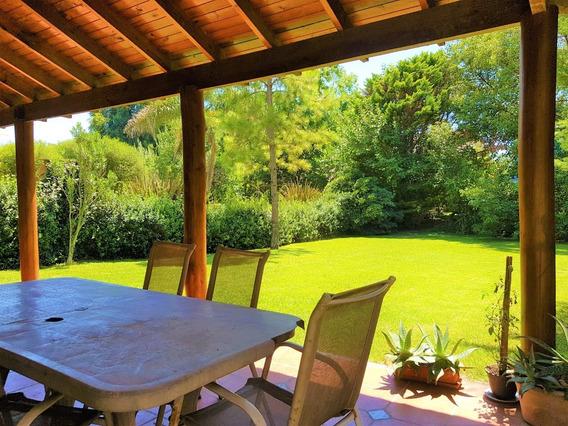 Venta Casa 4 Ambientes En La Candelaria, Maschwitz. Acepta Permuta Menor Valor.