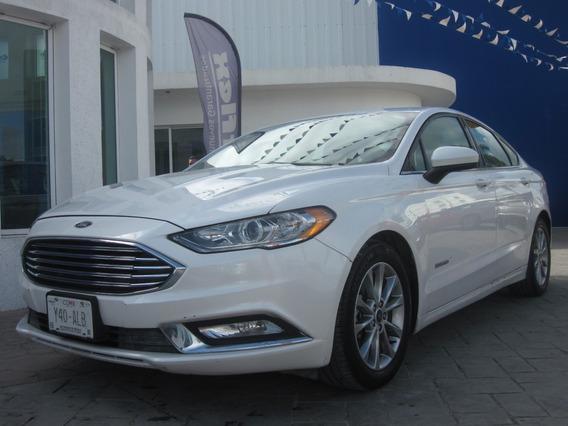 Ford Fusion 2.0 Se Híbrido Cvt Carflex Cun 21155993