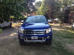 Ford Ranger Limited Automática 3.2. Uso Familiar 4x4.