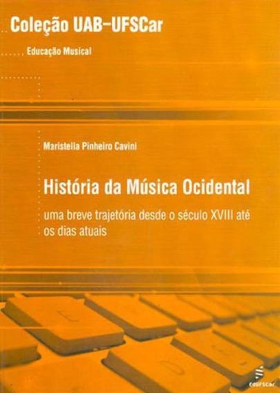 Historia Da Musica Ocidental