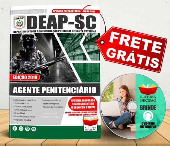 Apostila Atualizada 2019 - Deap Sc Agente Penitenciário