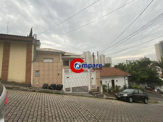 Casa Para Alugar, 90 M² Por R$ 2.300,00/mês - Centro - Guarulhos/sp - Ca1151