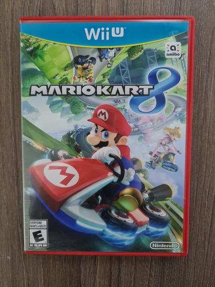 Jogo Mario Kart 8 Wii 8 Perfeito Estado