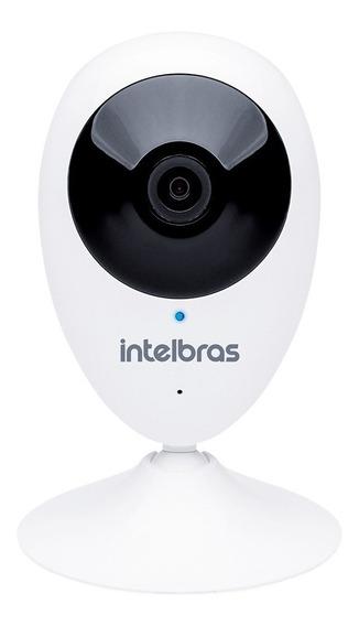 Câmera Segurança Vigilância Intelbras Mibo Ic3 Wifi E Frete