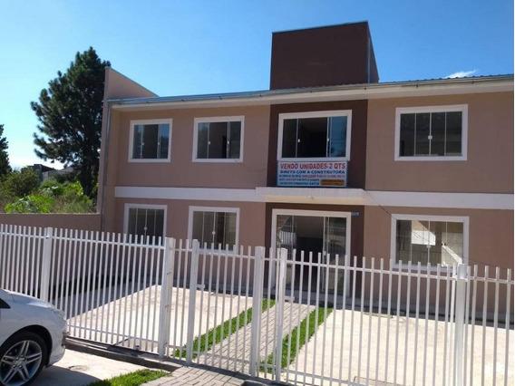 Apartamento Para Alugar Por R$ 700,00/mês - Planta Deodoro - Piraquara/pr - Ap0232