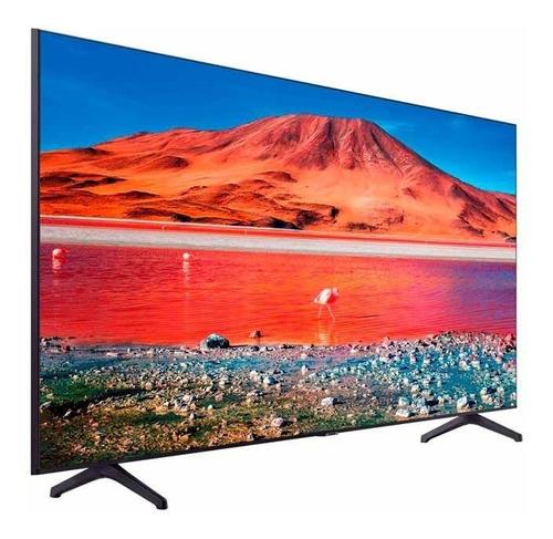 Imagen 1 de 1 de Televisor Samsung 65tu7000 65 PLG 2020 Crystal 4k Bluetooth