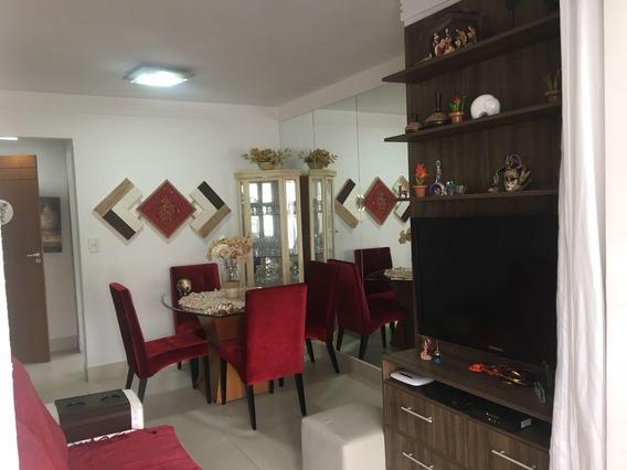 Apartamento Com 3 Dormitórios À Venda, 67 M² Por R$ 270.000 - Jardim São Dimas - São José Dos Campos/sp - Ap4973