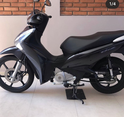 Honda Biz 125 Ex 2019