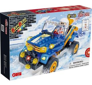 Carro Ventania - De Montar - 118 Eças - Compatíveis Com Lego