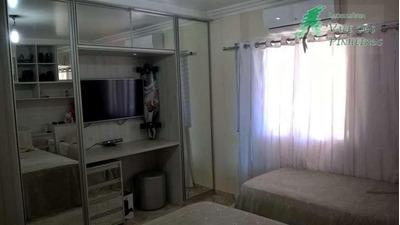 Sobrado Com 3 Dormitórios À Venda Por R$ 750.000 - Jardim Maria Rosa - Taboão Da Serra/sp - So0153