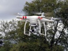 Locação De Drone Para Sp E Arredores, Com Operador