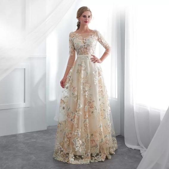 ad06bcebb028 Vestidos Largos Baratos De Fiesta - Vestidos de Mujer Largo 10 en ...