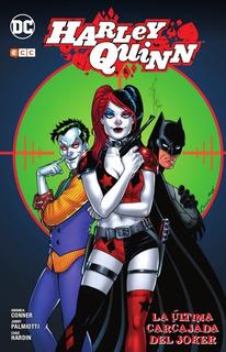 Harley Quinn: La Ultima Carcajada Del Joker - Ecc España