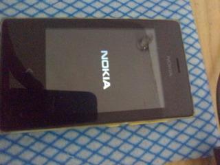 Telefono Nokia Asha 503 Rm 947 Con Detalle