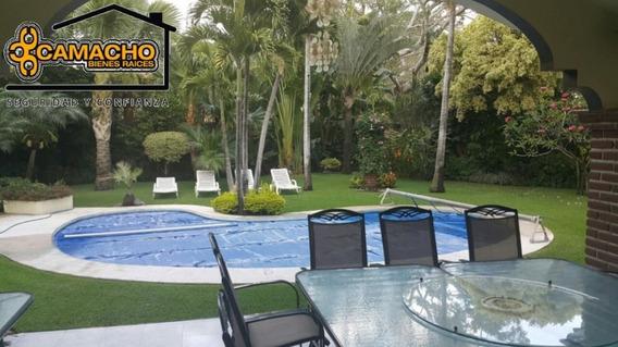Casa En Venta, 4 Recamaras, Cuautla Occ-0129