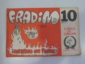 Revista Fradim Nº 10 Henfil - Editora Codecri