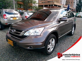 Honda Cr-v Exl Automatico 4x2