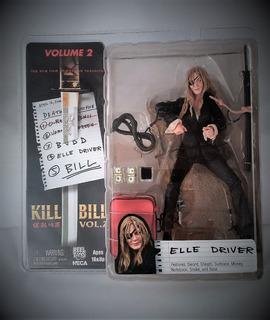 Muñeco Kill Bill Elle Driver Vol. 2 Neca Local Dgl / Envios