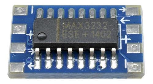 Conversor Adaptador Rs232 A Ttl Con Max3232 Arduino