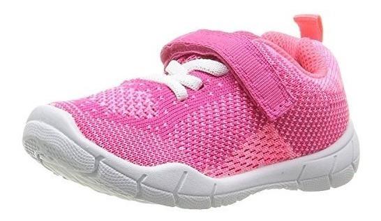 Zapatos Para Niñas Carter Sneaker Walker - Talla 34