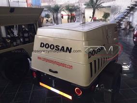 Compresor Doosan Ingersol Rand185 Pcm