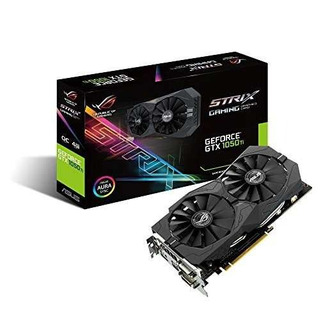 Asus Geforce Gtx 1050ti 4 Gb Rog Strix Oc Edition Hdmi 2....