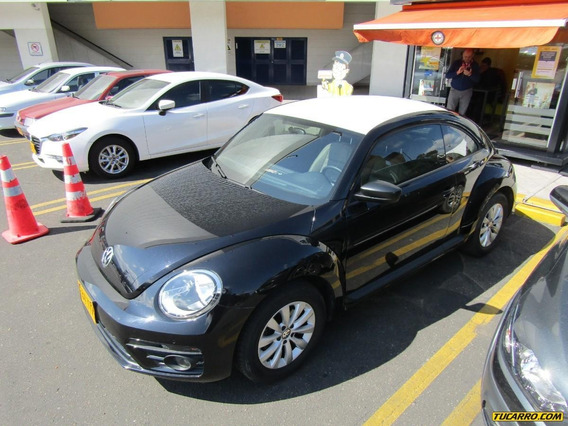 Volkswagen Beetle Desingn 2.5 At