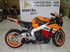 Honda Cbr 1000 Rr Repsol Laranja 2011