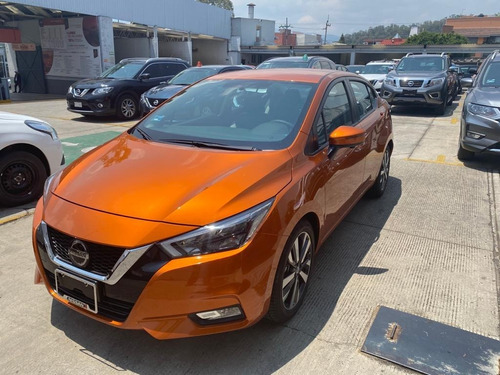 Nissan Versa Platinum 2020