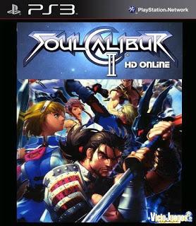 Soulcalibur Ii Hd Online Juego Digital Ps3
