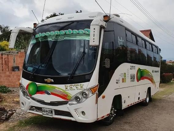 Microbus Chevrolet Npr 2017 Con Cupo