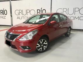 Nissan Versa 1.6 Exclusive Navi At
