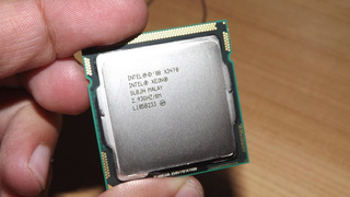 Cpu Intel Xeon X3470 2.93 Ghz 4c 8t (1156)
