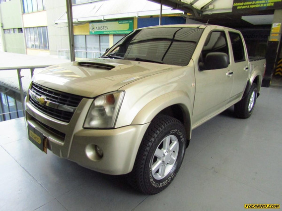 Chevrolet Luv D-max Ls Lujo 4x4