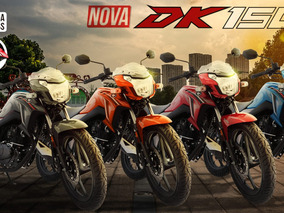 Honda Cg 150 Titan - Nova Suzuki Dk 150cc 18/19 - 0km (cbs)