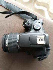 Canon T6 Semi-nova