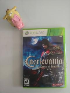 Castlevania Lords Of Shadows Xbox 360 Garantízado