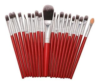 Sansebas. Maquillaje Profesional Set X 20 Unidades Brochas