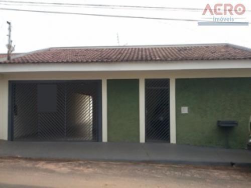 Casa Residencial À Venda, Vila São João Do Ipiranga, Bauru - Ca0083. - Ca0083